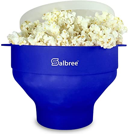 237dcb6a07b Image Unavailable. Image not available for. Color  The Original Salbree  Microwave Popcorn Popper ...