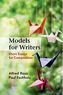 Amazon rules for writers 9781457683046 diana hacker nancy models for writers short essays for composition fandeluxe Images