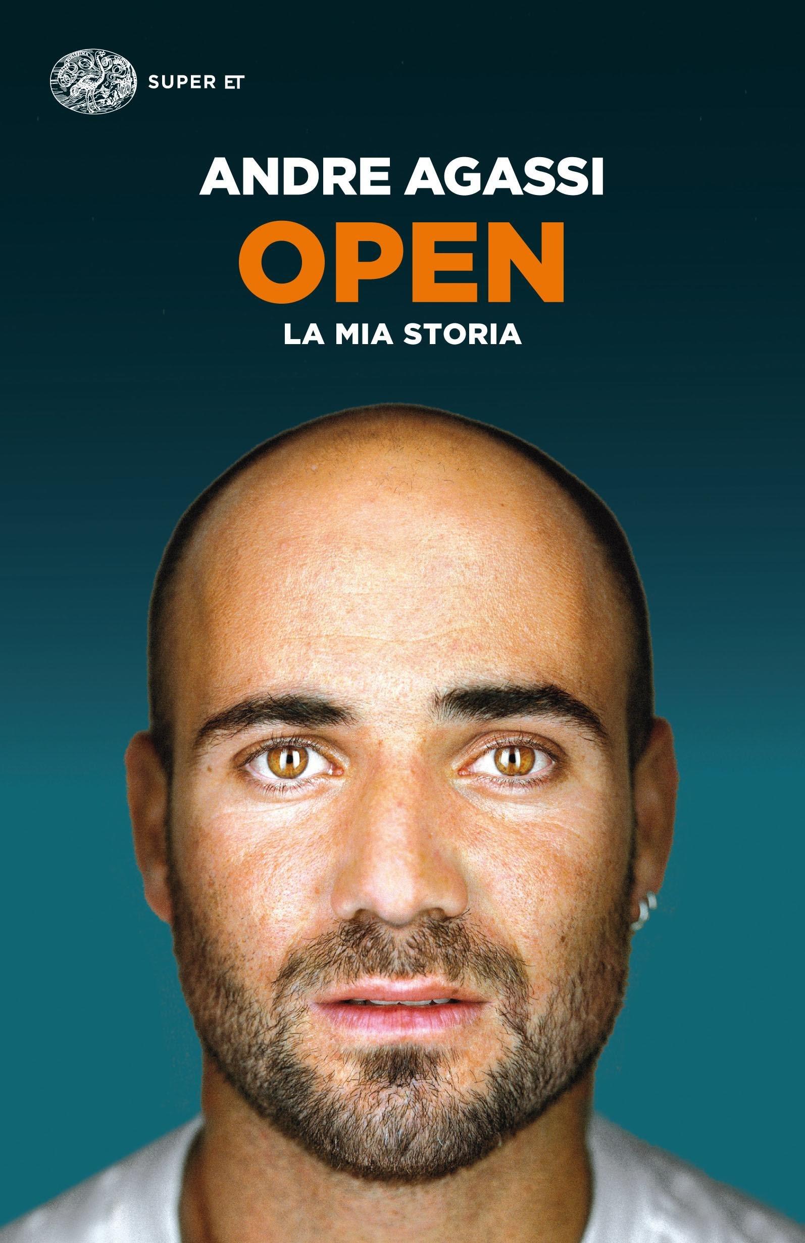 Amazon Open La mia storia Andre Agassi G Lupi Libri