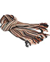 Extra long Men's and Women's Winter Striped Thick, range of colours available-Fairtrade