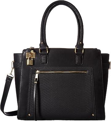 63e598220af ALDO Women s Hutcheon Black One Size  Handbags  Amazon.com
