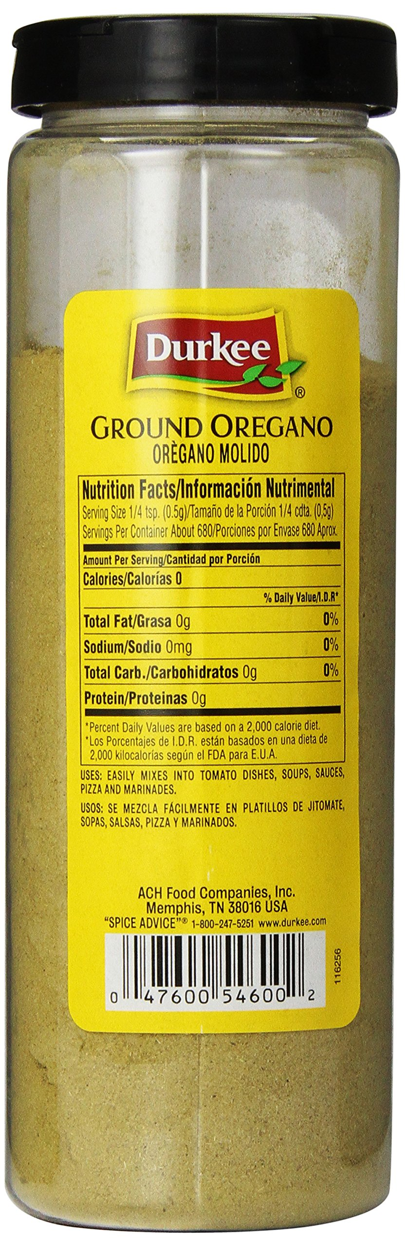 Durkee Ground Oregano, Ground, 12-Ounce by Durkee (Image #3)