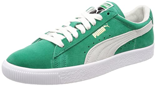 huge selection of 5b8bc 81697 Puma Suede 90681 Zapatos, Kelly Green Puma White, 9 D(M) US ...