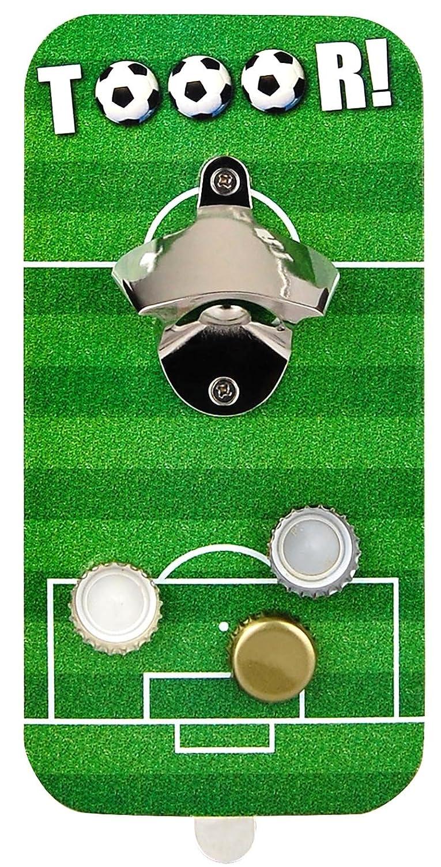 Compra TIFLER abrebotellas magnético de fútbol Tooor. Chapas con ...