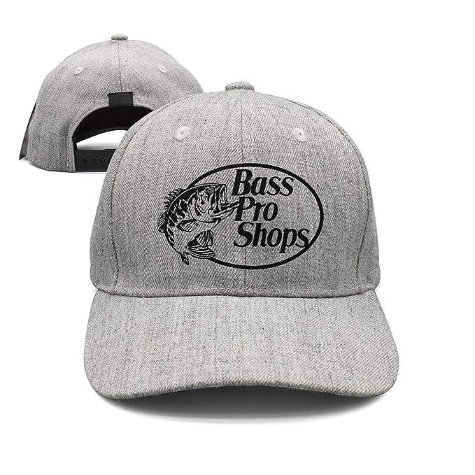 0995d228 BLFHJ Bass-Pro-Shops Unisex Girl Vintage Hip Hop Hat Rock Cap ...