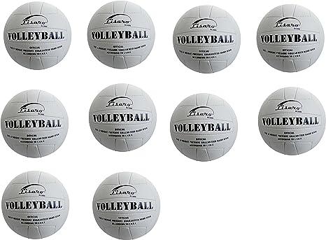 Lisaro 10 x Voleibol Pelotas/Team – Balón de Voleibol//Nuevo ...