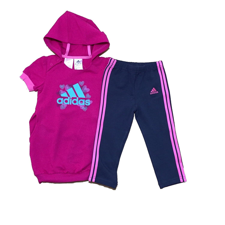 Adidas - Chándal - Lunares - Cuello Redondo - para niña Mixto ...