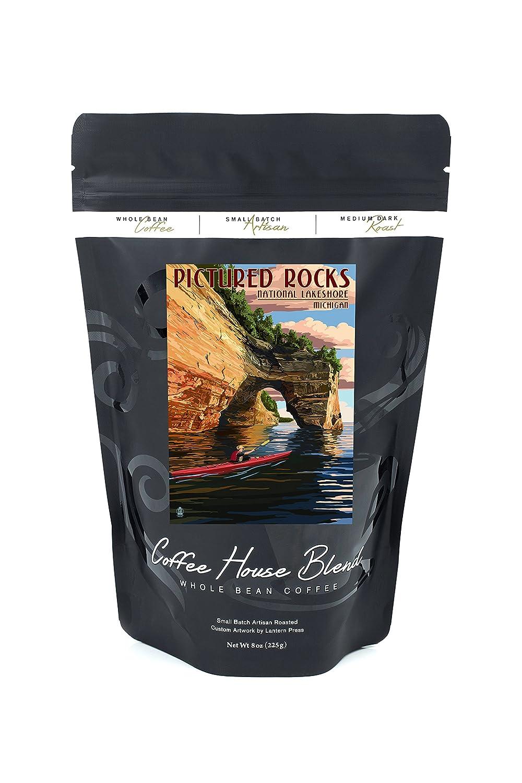 素晴らしい品質 Pictured Rocks 15oz National Lakeshore , Michigan 15oz Bag Mug LANT-3P-15OZ-WHT-42784 Pictured B074S3C8DF 8oz Coffee Bag 8oz Coffee Bag, DAgDART オリジナルシルバーアクセ:a2c3f8a0 --- podolsk.rev-pro.ru