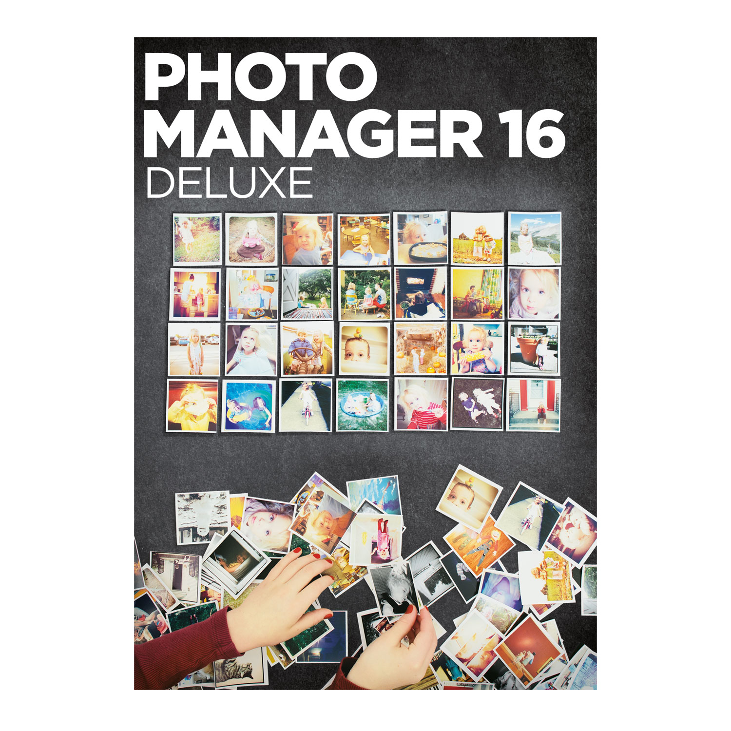 MAGIX Photo Manager 16 Deluxe [Download] (Picture Manager Software)