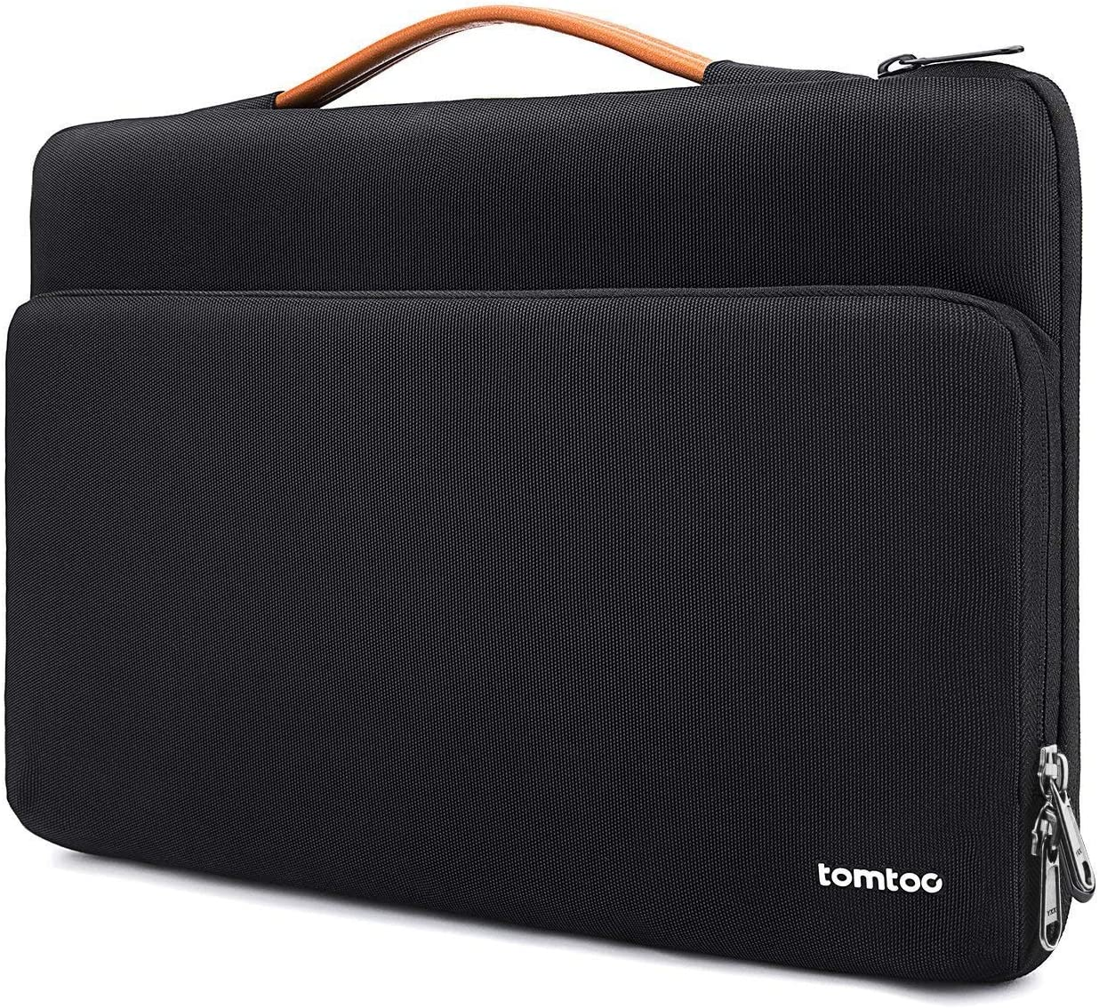tomtoc 360 Protective Laptop Sleeve for 13.5 Inch New Microsoft Surface Book 3/2/1, Surface Laptop 3/2/1, Water-Resistant Laptop Case for 13-inch Old MacBook Air/MacBook Pro, Ultrabook Accessory Bag