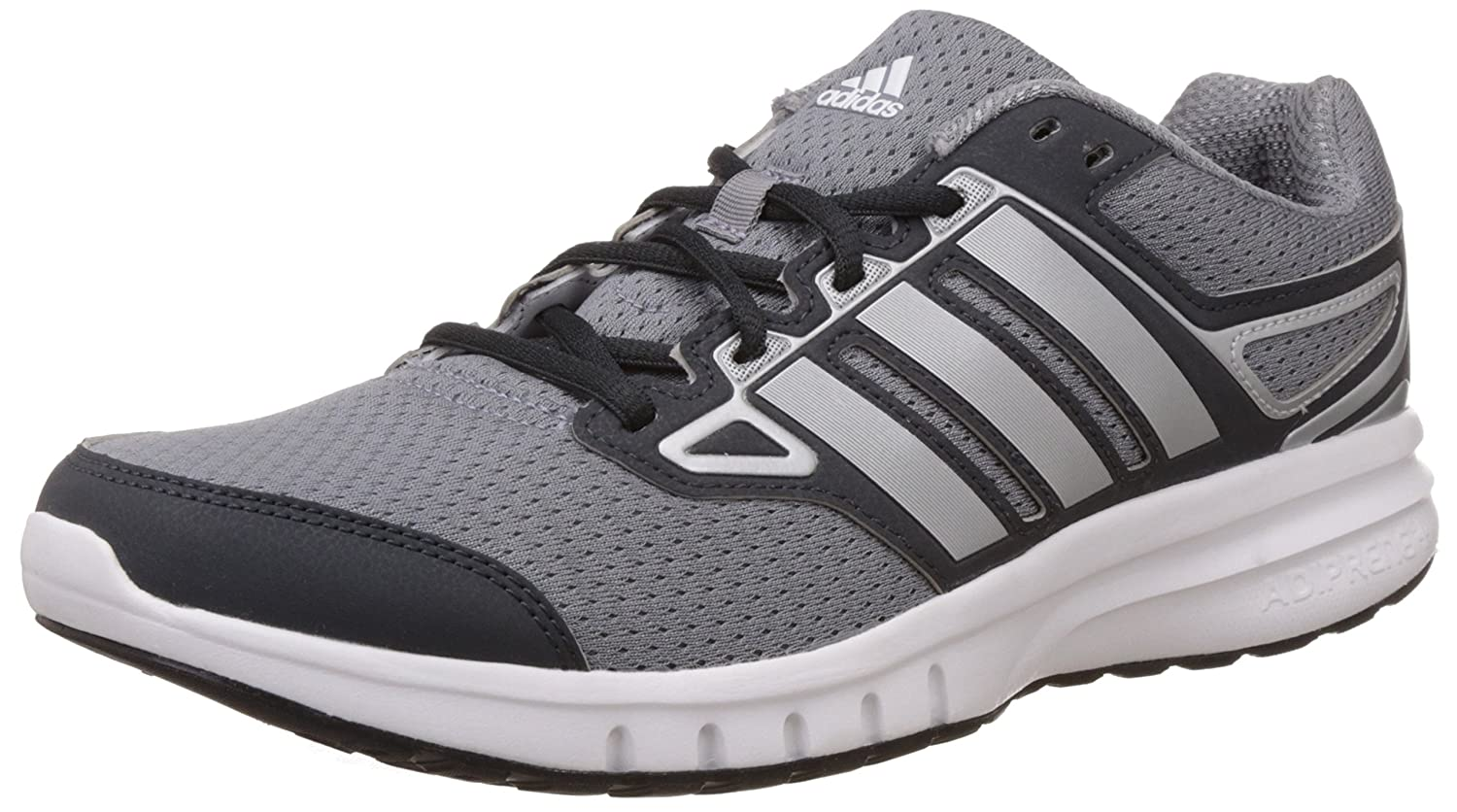 buy popular b4ee7 9e870 Adidas Men s Galactic Elite M Grey Mesh Running Shoes - 9 UK  Buy Online at  Low Prices in India - Amazon.in
