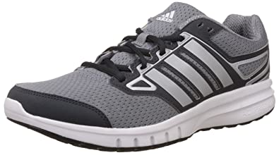 adidas Men's Galactic Elite M Grey Mesh Running Shoes ...