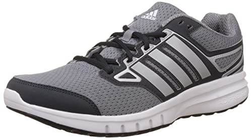 83943e3f23250 Image Unavailable. Image not available for. Colour  Adidas Men s Galactic  Elite M Grey Mesh Running Shoes - 9 UK