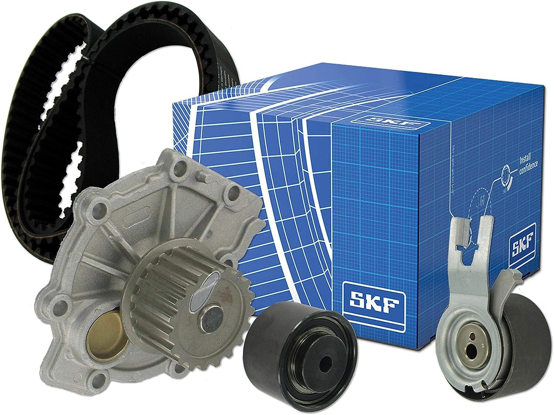 Skf Vkmc 06220 Wasserpumpe Zahnriemensatz Auto