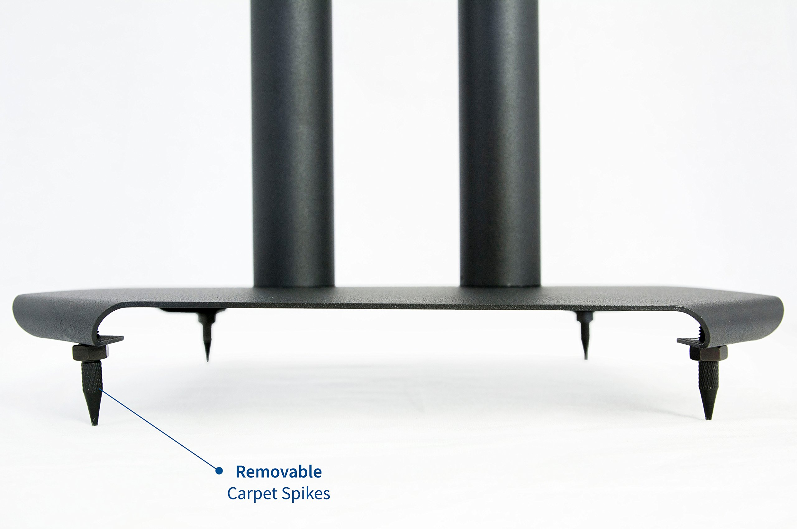 Vivo Premium Universal Floor Speaker Stands For Surround