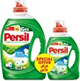 Persil Gel White Flower liquid detergent, 3L+1L