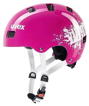 Uvex Casco para bicicleta para niños 3, infantil, color pink dust, tamaño 51-55 cm: Amazon.es: Deportes y aire libre