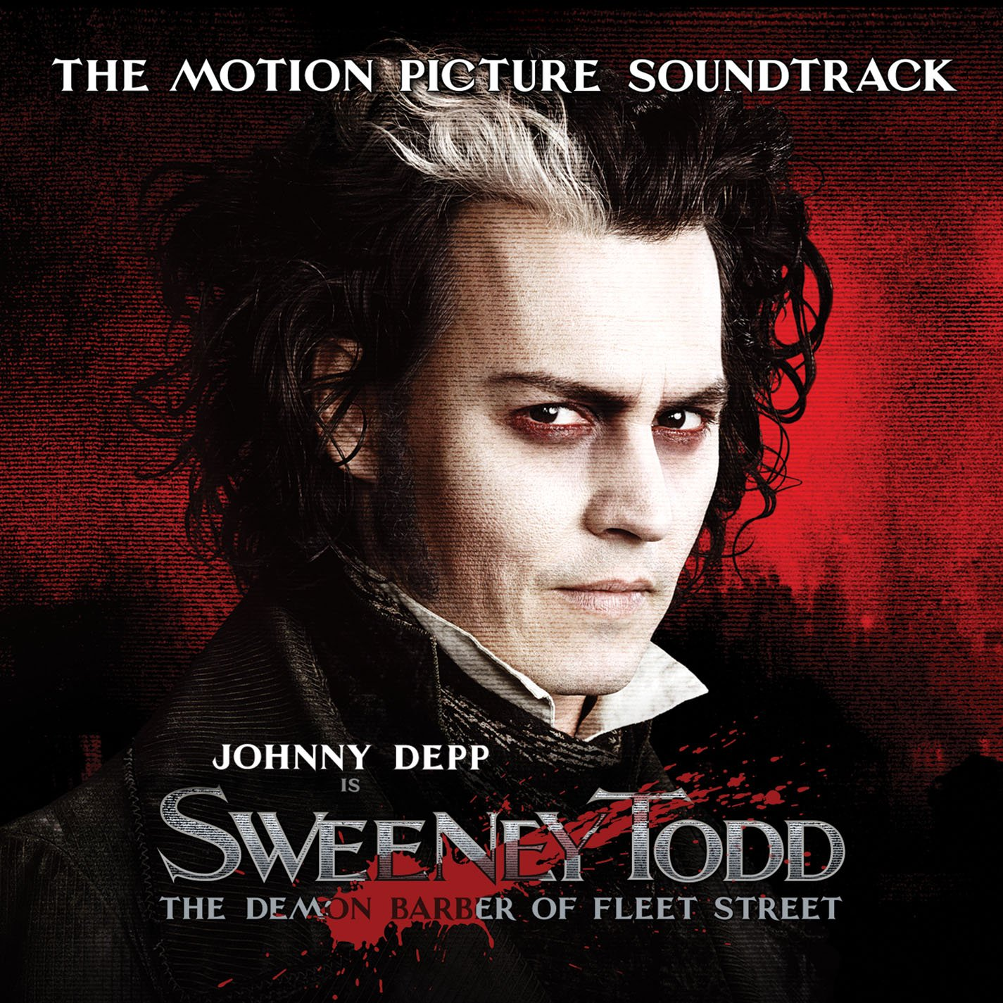 Sweeney Todd: The New Shipping Free Shipping Demon Barber quality assurance of Film Street 2007 Soundtr Fleet