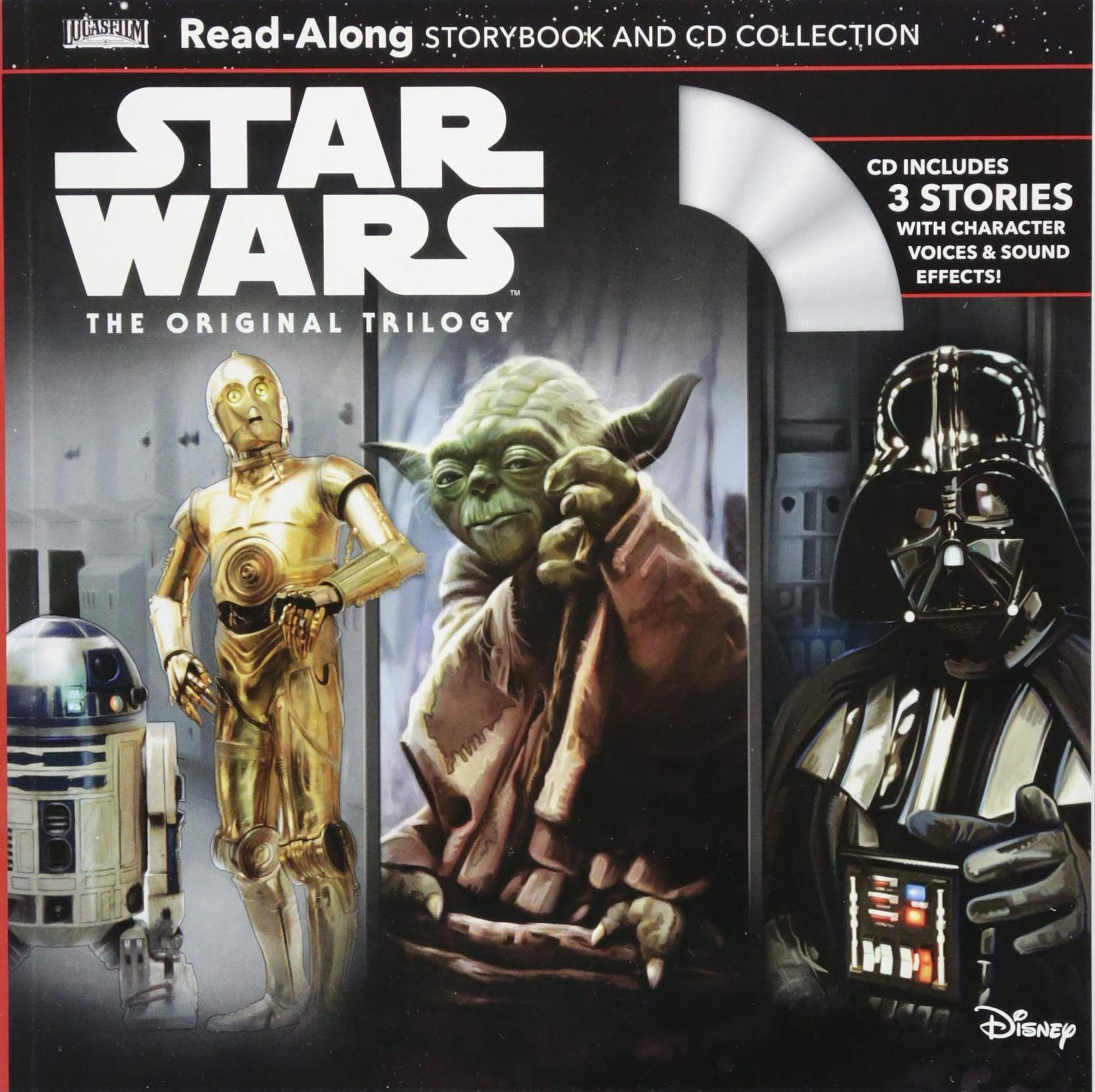 Download Star Wars The Original Trilogy Read-Along Storybook and CD Collection pdf