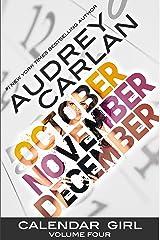 Calendar Girl: Volume Four Kindle Edition