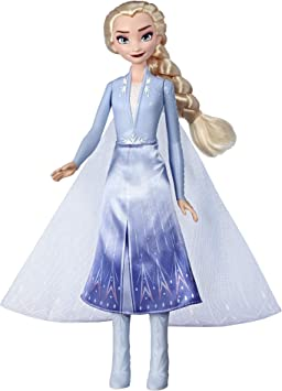 Amazon.com: Disney Frozen Elsa mágica Swirling Adventure ...