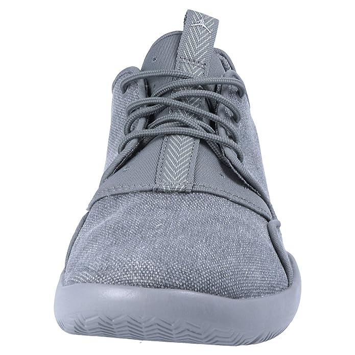 hot sale online 52d99 051d1 Nike Jordan Eclipse BG 724042 024 Femme Baskets Mode Gris  Amazon.fr   Chaussures et Sacs