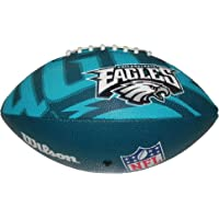 Wilson Football NFL Junior Philadelphia Eagles Logo