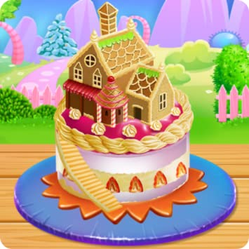 Amazon Com Doll House Cake Cooking Appstore For Android