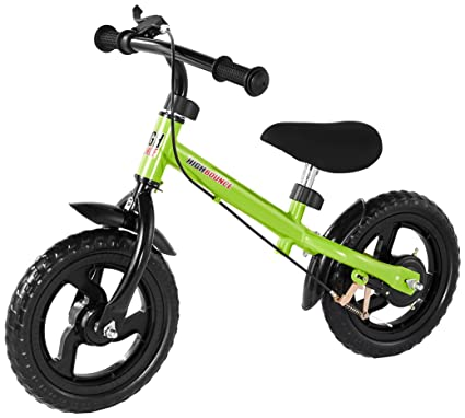 a74a7a0866d Amazon.com: High Bounce Balance Bike Adjustable from 11''-16 ...