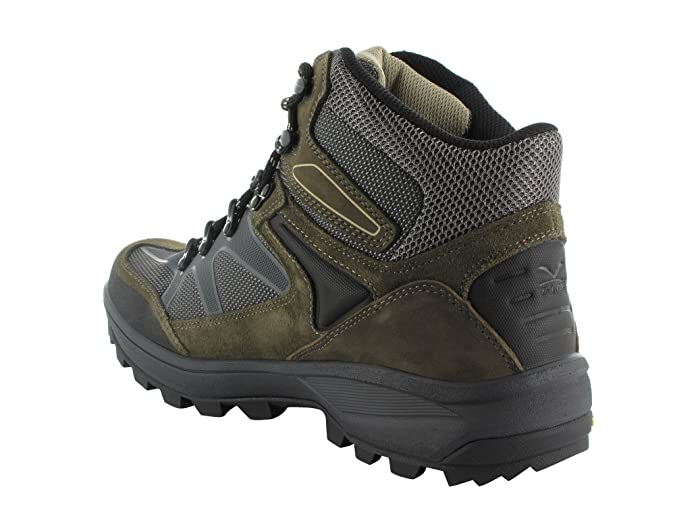 Hi Tec Men Altitude Ultra I Waterproof High Rise Hiking Boots B0719KKRTL