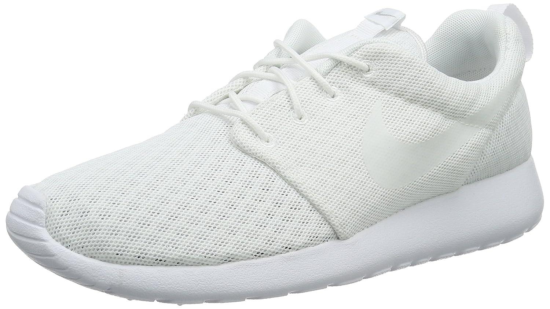 Nike Roshe One BR, Zapatillas de Deporte para Hombre 40.5 EU|Blanco (Blanco (White/White))