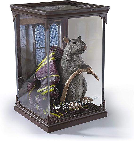 La Colección Noble Criaturas Mágicas No 14 - Scabbers