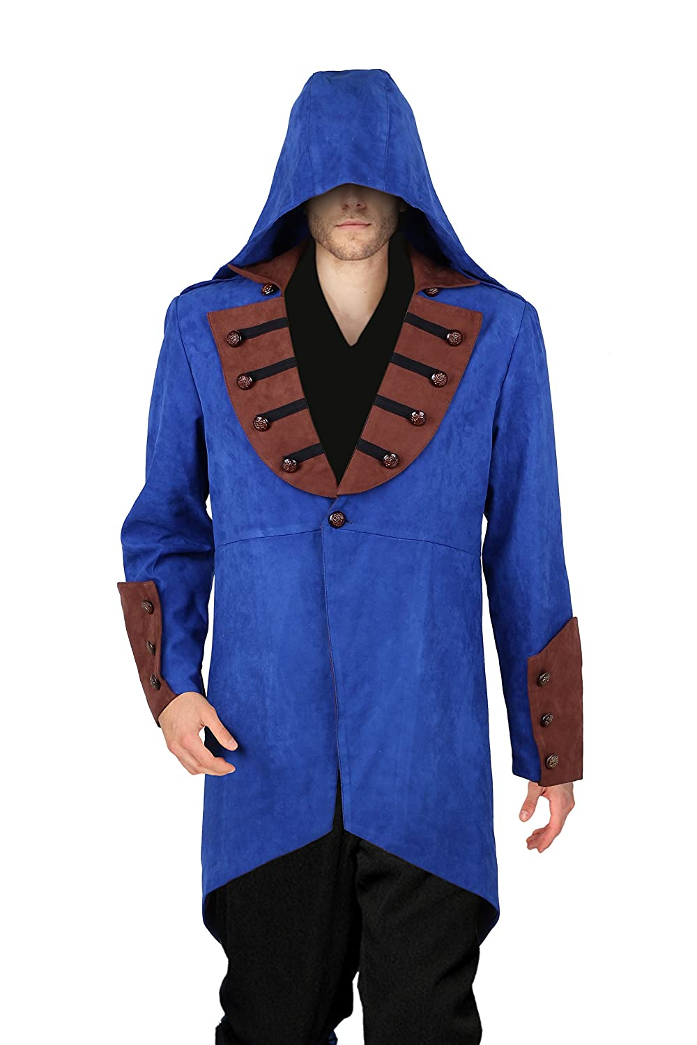 Assassin\'s Creed Coats, Jackets & Vests | Deluxe Theatrical Quality ...