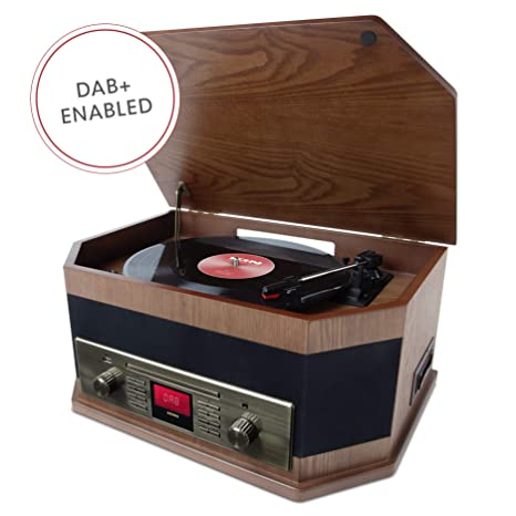 ION Audio Octave LP - Tocadiscos: Amazon.es: Electrónica