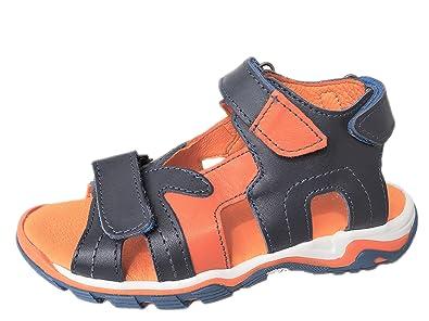 Ennellemoo® Kinder Jungen Sandalen Echt Leder Schuhe