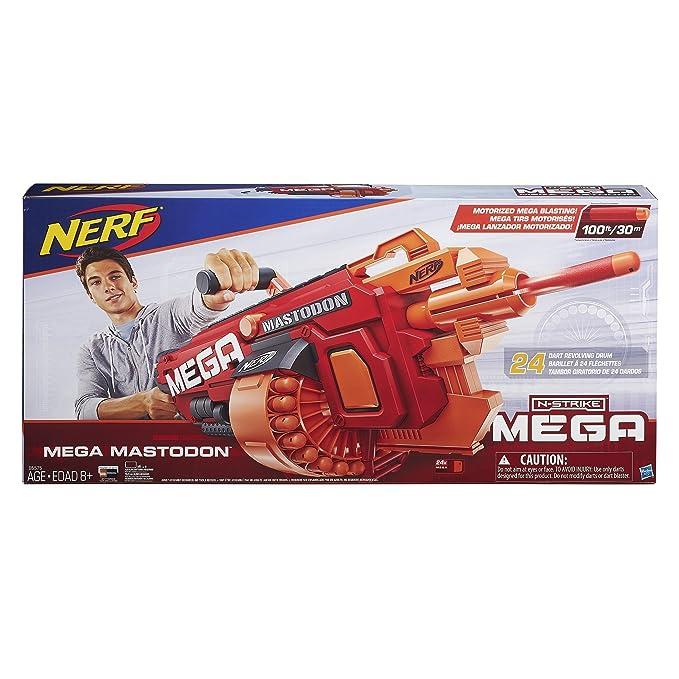 Nerf N-Strike SharpFire Blaster Nerf http://www.amazon.com