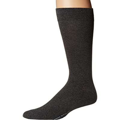 Richer Poorer Reese Socks Charcoal One Size at Men's Clothing store