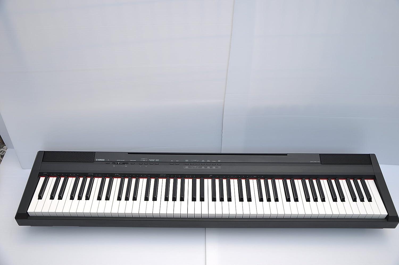 YAMAHA デジタルピアノ P-series ブラック P-105B   B0096NJ2YC