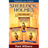Sherlock voor Kinderen 3-in-1 Box Set door Mark Williams