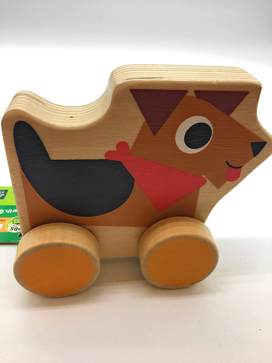 Pbs Everearth Push Toy Dog 1 Each