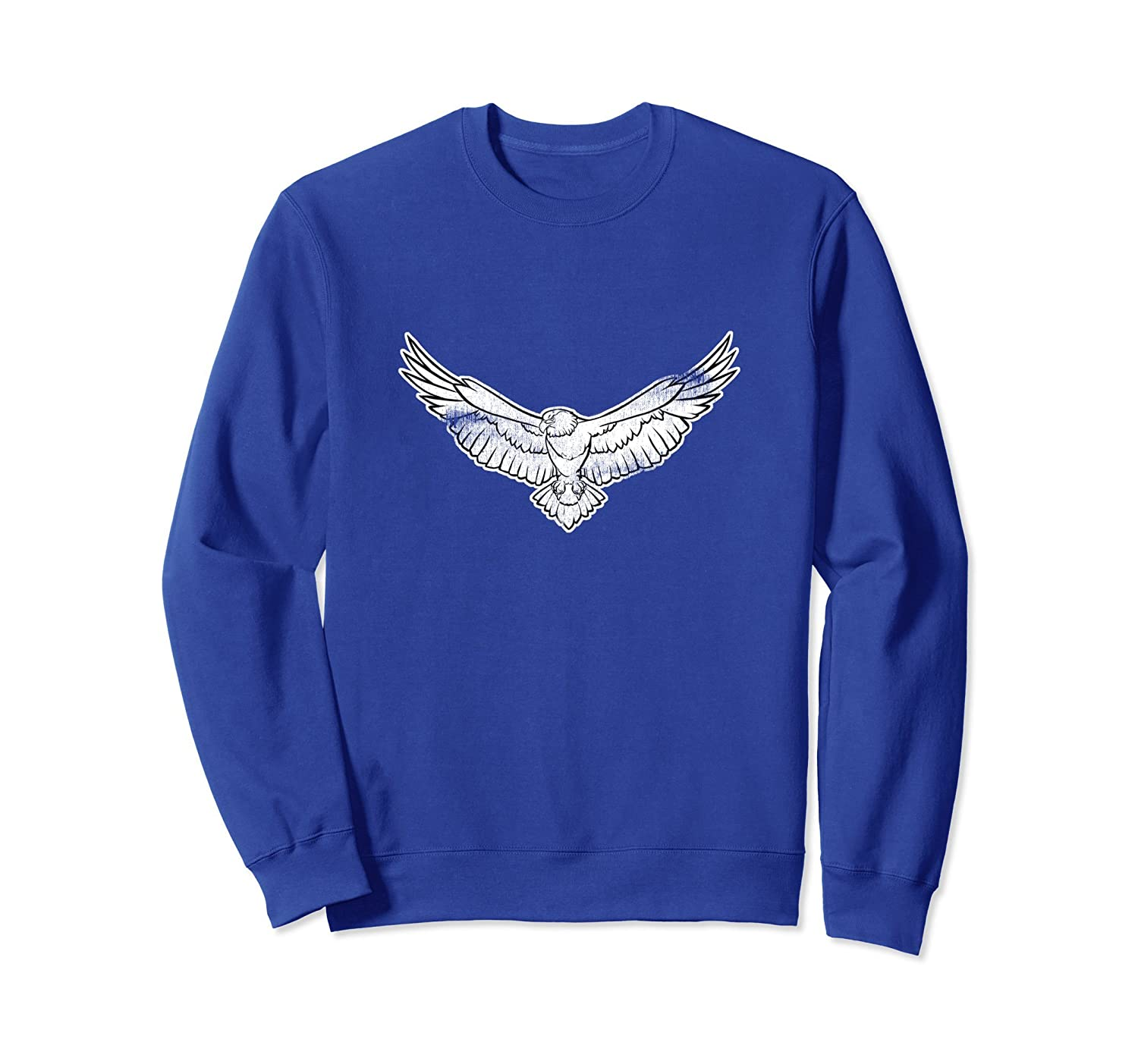 Eagle Love Eagles Patriotic Men Women Sweatshirt American-ah my shirt one gift