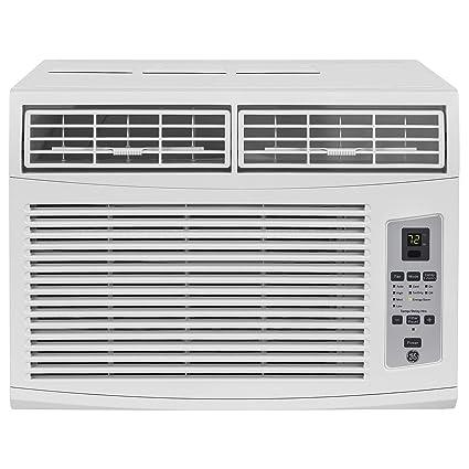 Amazon.com: GE 8,000 BTU Energy Star Room Air Conditioner - 115 Volt ...