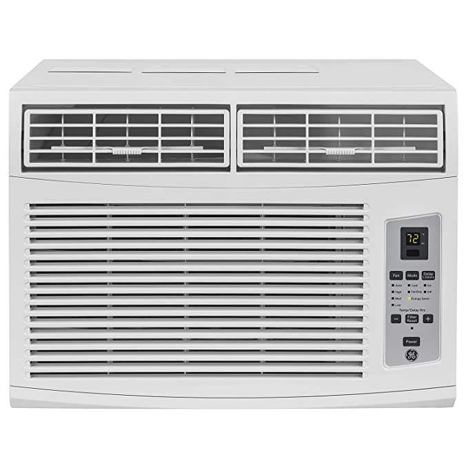 GE 8000-BTU 115-Volt Window Air Conditioner