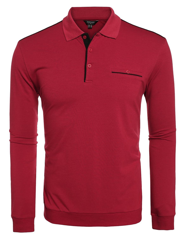 Windham Pointe Men's Sailfish Geo Polo Shirt X-Large Blue/red