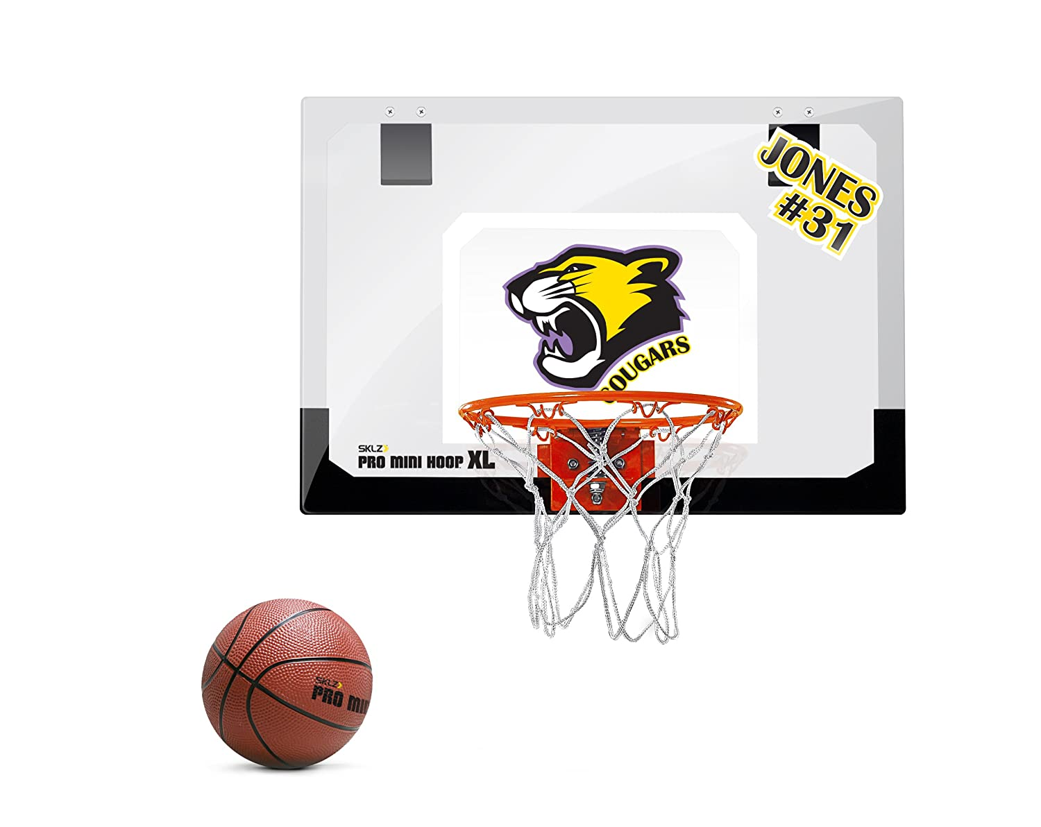 Customizable Basketball Mini Hoop