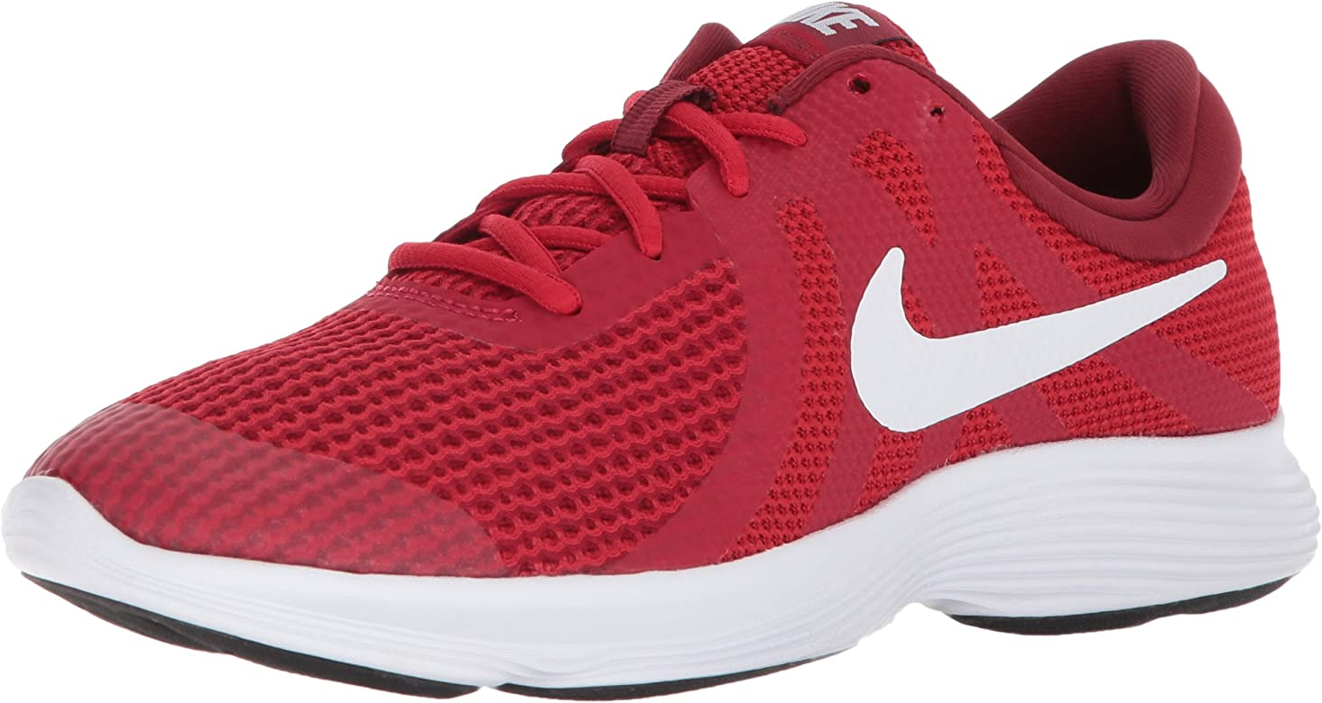 Nike Revolution 4 (GS), Zapatillas de Running para Niñas, Rojo (Gym Red/White/Team Red/Black 601), 35.5 EU: Amazon.es: Zapatos y complementos