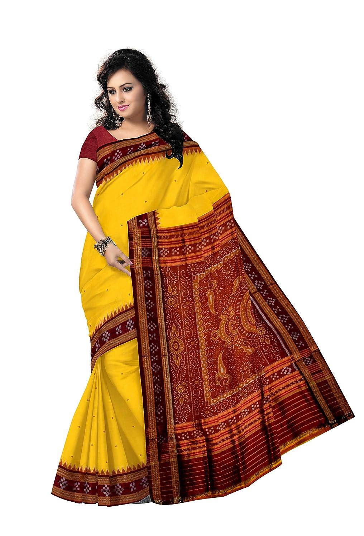 Top 3 Best Sambalpuri Silk Saree in India