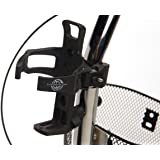 KneeRover Universal Cup Holder Bottle Holder Accessory for Knee Walkers Scooters Rollators Rolling Walkers and Wheelchairs