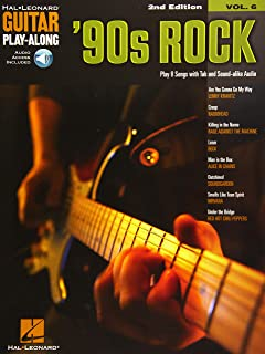 Classic Rock: Deluxe Guitar Play-Along Volume 7: Amazon.es: Hal ...
