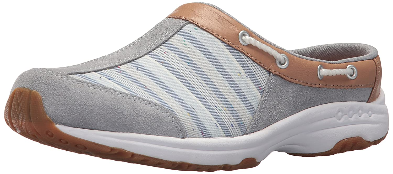 Easy Spirit Women's Travelport Mule B074WGJFL9 8 E US|Blue